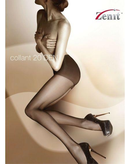 Zenit Tights Colant 20 den 5-XL