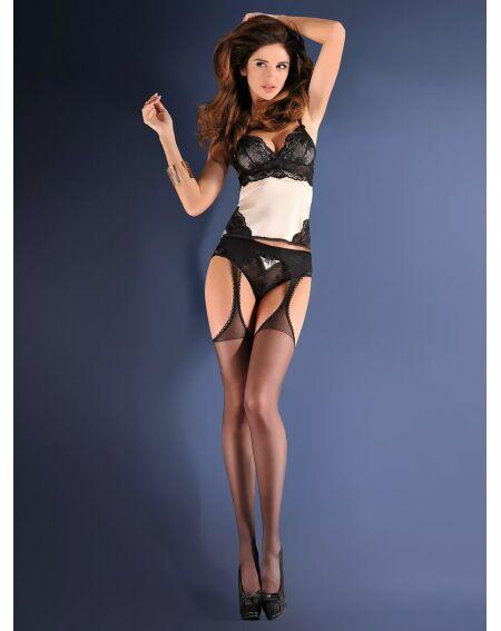Gabriella Strip Panty 20 den