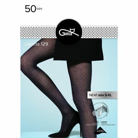 Collants Gatta Loretta modèle 129 50 deniers 2-4