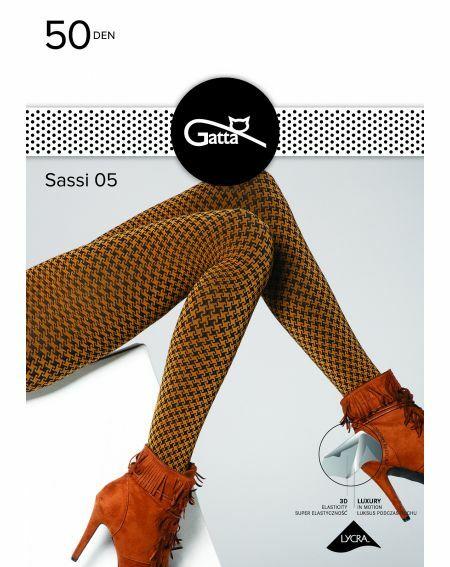 Collants Gatta Sassi wz.05 50 deniers 2-4
