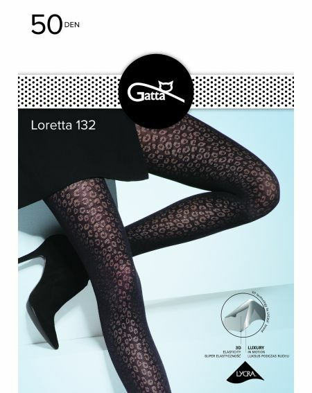 Gatta Loretta tights model 132 50 denier 2-4