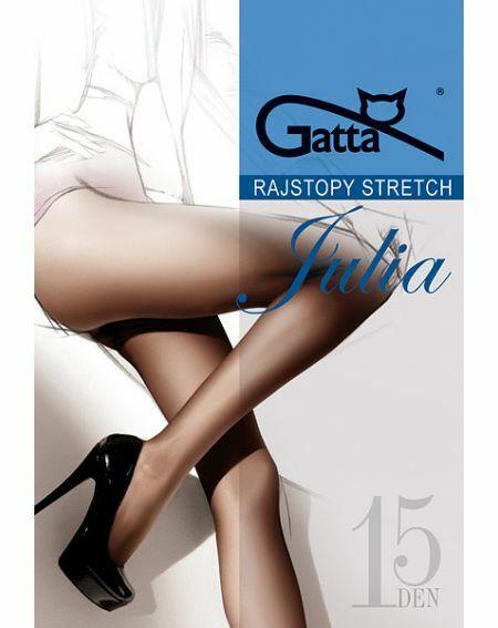Collant Gatta Julia 15 deniers 5-XL
