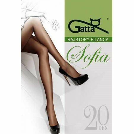 Gatta Sofia tights 20 denier 6-XXL