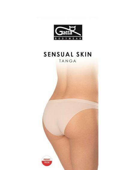 Figi Gatta 41645 Tanga Sensual Skin