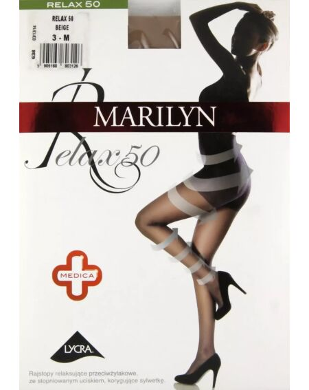 Collant Marilyn Relax 50 den