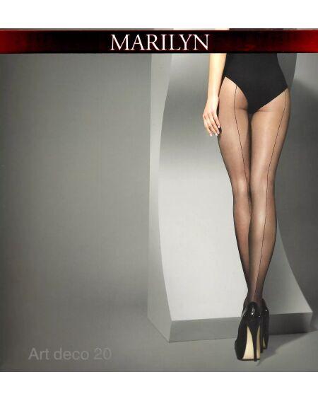 Marilyn Art Deco 20 den