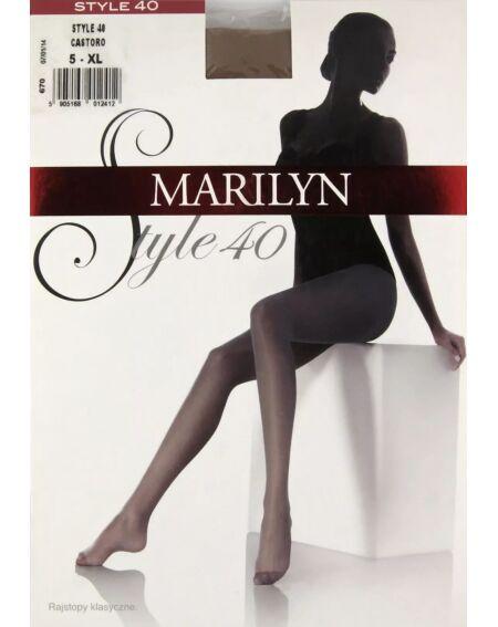 Estilo Marilyn 40 den