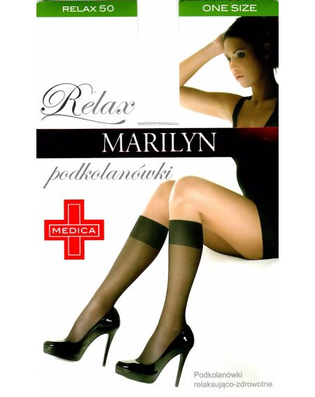 Marilyn Relax podkolanówki...