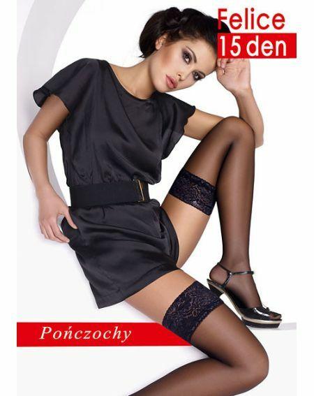 Mona Felice stockings 15 den 1-6