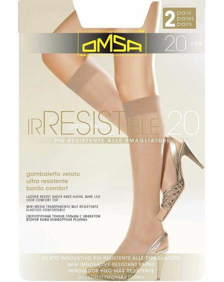 Knee-highs Omsa Irresistible A'2 20 den