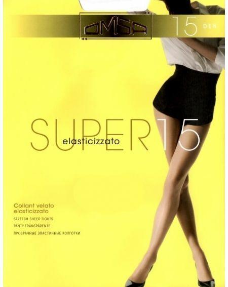 Omsa Super Tights 15 denier 2-4