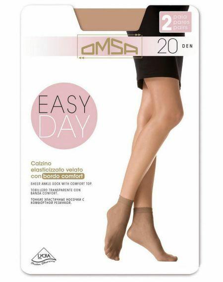 Omsa Easy Day 20 den A'2 socks