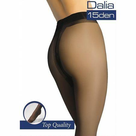 Mona Dalia tights 15 denier 2-4
