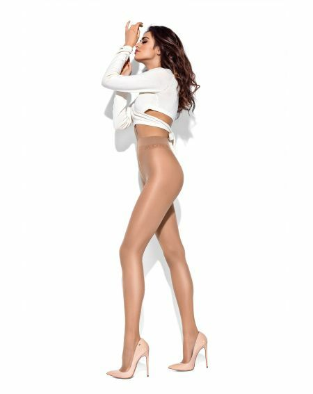Mona Dalia tights 15 denier 5-XL
