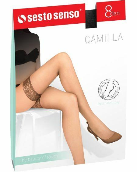 Sesto Senso Camilla stockings 8 den