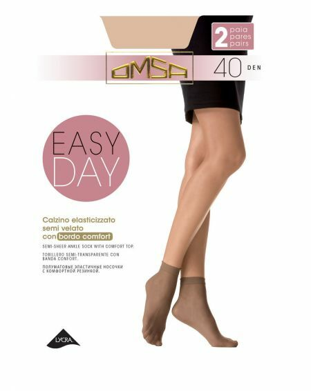 Chaussettes Omsa Easy Day 40 den A'2