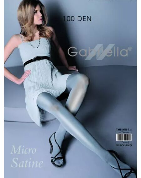 Gabriella Micro Satin 100 den