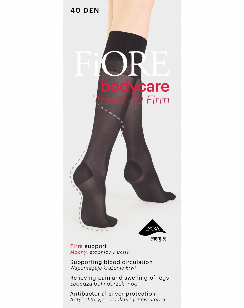 Fiore TRAVEL FIRM 40