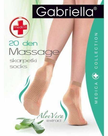 Medica 20 den Socken