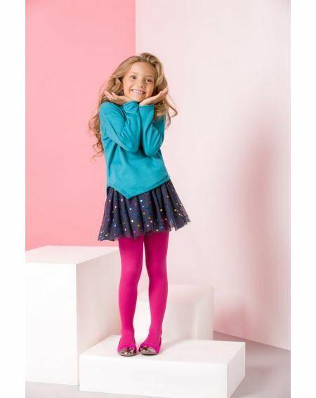 Microfibre children's tights