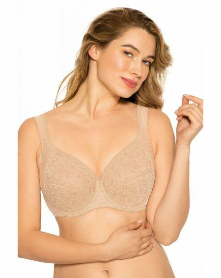 Gaia BS 878 Rafaela semi soft bra