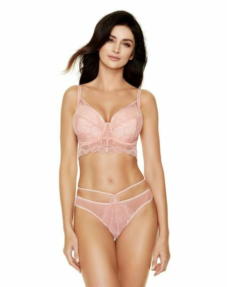 Full cup bra Gorteks Charlize / B4 Pink