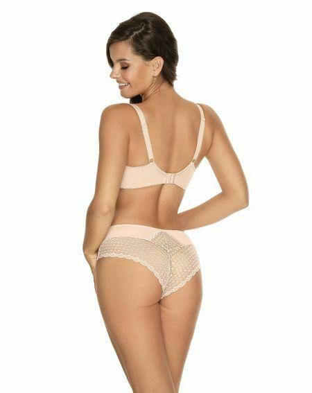 Gaia BS 876 Carrie Beige semi soft bra