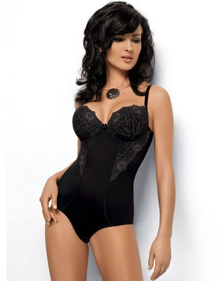 Gorsenia Livia body - black G184