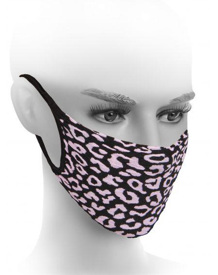 Fiore Hygiene mask Leopard