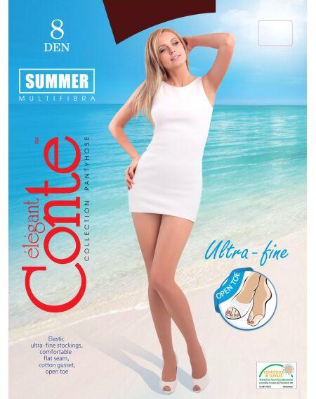 Conte Summer bout ouvert 8 den