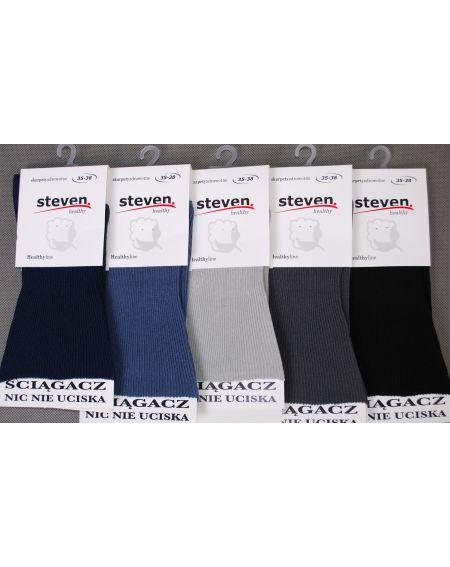 Chaussettes Steven art.018 sans pression 35-50