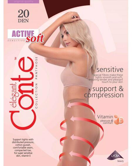 Conte Active Soft 20 den