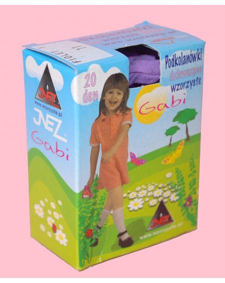Inez Gabi knee-highs 20 den