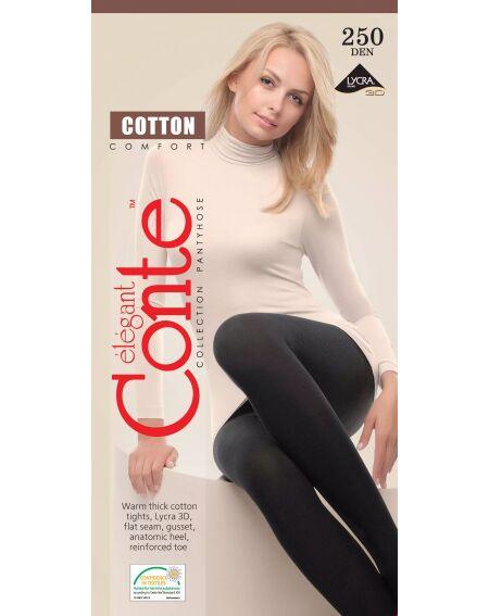 Conte Cotton 250 den