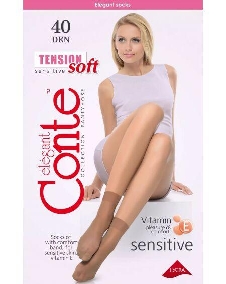 Conte Socken Tension 40 den...