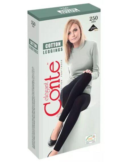 Leggings de algodón Conte...