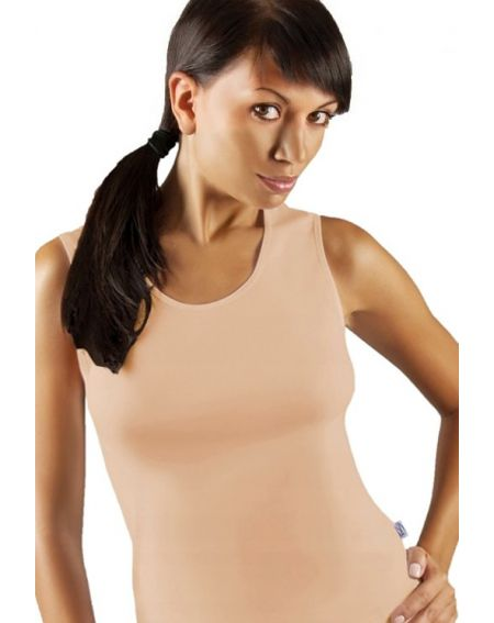 Camiseta Emili Sara beige 2XL-3XL