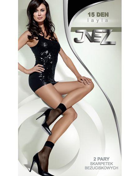 Skarpetki Inez Layla 15 den