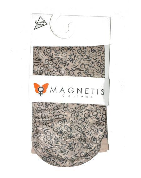 Patrón Magnetis lycra 20 den calcetines