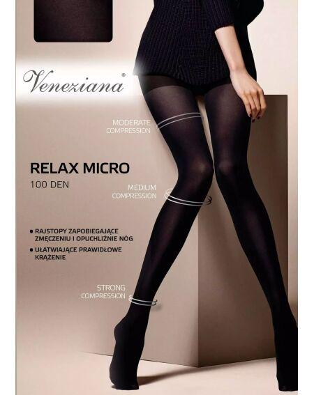 Veneziana Relax Micro 100 den